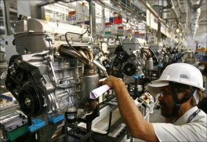 Foreign Workers in Manufacturing sector in Malaysia