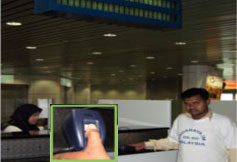 BioMetric System at Andaraya