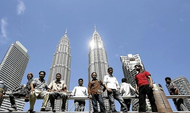 Working conditions of foreign workers in Malaysia