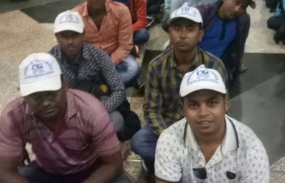 25 New Bangladeshi Workers Arrived In Malaysia